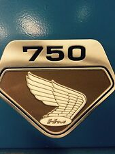 1969 ,1970 Honda CB750, CB750KO Sandcast style side cover decals- Left and Right