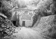PHOTO  THE EASTERN PORTAL OF HOOK NORTON TUNNEL  1967 VIEW 2