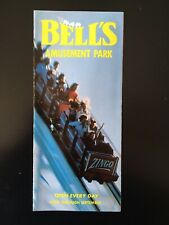 1979 Bell's Amusement Park Tulsa, Oklahoma Brochure