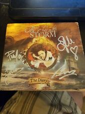 THE GENTLE STORM - THE DIARY [DIGIPAK] cd signed autographed by the band.