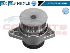 FOR AUDI A2 SEAT LEON TOLEDO VW BORA GOLF LUPO POLO WATER PUMP MEYLE GERMANY