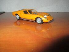 Rare Politoys - M Polistil n.552 Lamborghini Miura P. 400