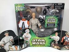 STAR WARS LUKE SKYWALKER 100th FIGURE COLLECTION DOLL 12 Inch EXCLUSIVE