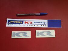 Team Kenny Roberts GP 500 Proton Modenas KRV3 Marlboro sticker YZR H1R NSR TZ