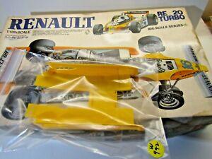 Tamiya 1:12 Vintage Renault RE20 Side Pontoon Bottom only - New