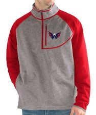 Washington Capitals NHL G-III Men's M Mountain Trail Half Zip Golf Pullover NWT