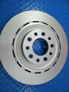 Bentley Mulsanne rear brake rotors 1pc TopEuro high performance #7317