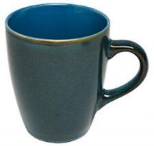 Sunnex Set di 6 reattiva smaltata STONEWARE grande capacità di 350 ML Tazze da Caffè Blu