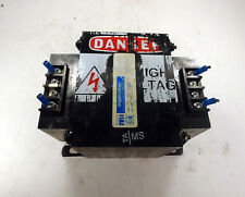 1 Used Impervitran B750btz13jk Control Transformer Kva Make Offer