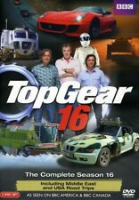 Top Gear 16: The Complete Season 16 [New DVD] Subtitled, Widescreen