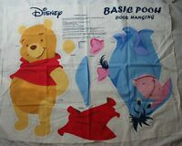 Disney Winnie the Pooh Eeyore Door Wall Hanging Fabric Panel Nursery Decor 29 in