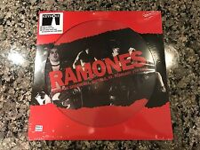 Ramones Picture Disc! Limited. Sex Pistols Blondie Misfits The Clash Iggy Pop