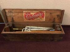 Antique F.H Ayers Club Croquet Game Set