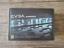 Evga Supernova 650 GM, 80 Plus Gold, SFX, Fully Modular PSU for ITX