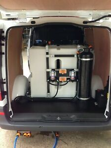 500L FRAMED BUDGET DI PURE WATER SYSTEM Kit 2 user - window cleaning