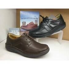 Clarks Men ** MOVERS FLOW ** Black Smooth Lea , Active Air * UK 10.5 G