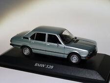 BMW 520 de 1974  au 1/43 de Minichamps / Maxichamps