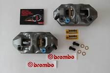 Brembo M4 Radial Monoblock Bremszangen 100 mm für Ducati 749  220988530
