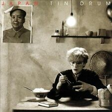 JAPAN Tin Drum CD BRAND NEW Remastered David Sylvian