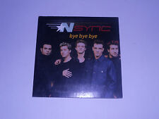 N'sync - bye bye bye - cd single