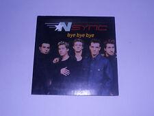 N'sync - bye bye bye - cd single