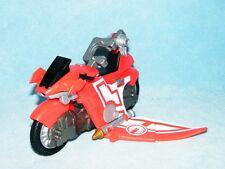 Power Rangers Ninja Storm Rangers Bicicleta de ciclo de planeador re