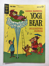 Yogi Bear #3 VG+ Gold Key comic 1963