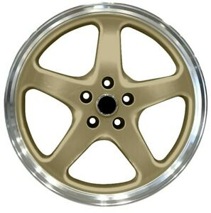 VL WALKINSHAW WALKY STYLE 20inch wheeLS ONLY  LIMTED EDITION GOLD VLW1 X4
