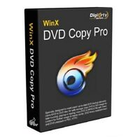 WinX DVD Copy Pro 3.7  Full Version - Windows - DVD Burner - Instant Download