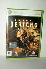 CLIVE BARKER'S JERICHO GIOCO USATO OTTIMO XBOX 360 EDIZIONE ITALIANA GD1 44962