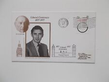 1977 Commonwealth Gov First Day Cover Liberal Cent. House of Commons Cds Cat £55