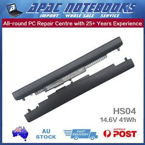 Genuine HS04 Battery HP 807611-131 141 221 241 251 421 831 807956-001 807957-001