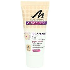Manhattan Clear Face BB Cream 9in1 25 ml