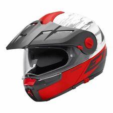 Schuberth E1 Helmet – Crossfire Red / M