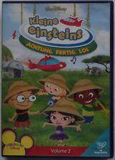 Disneys kleine Einsteins DVD Volumen 2 Achtung, fertig, los - sehr guter Zustand