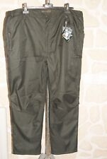 Pantalon chaud de chasse vert  neuf de marque SOMLYS taille 60