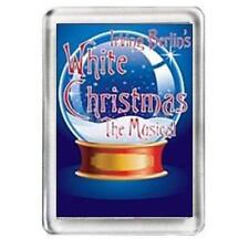White Christmas. The Musical. Fridge Magnet.