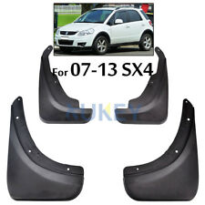 Mud Flaps Splash Guards Fit For Suzuki SX4 07-13 Hachback Mudflaps Front Rear