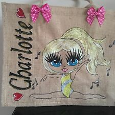Personalised Jute Shopping/Beach/Teacher/student/school/music/horse/dog/DANCE/