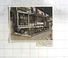1955 Lcc Civil Defence Program Mobile Diesel Power Station 400 Kw