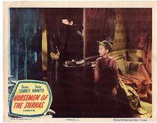 "Charles Starrett Horseman Of The Sierras 1949 Original 11x14"" Lobby Card LC517"