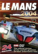 Le Mans 2004 - Official review (New DVD) 24 Hour Endurance race