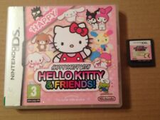 Hello Kitty & Amici HAPPY PARTY GIOCO PER DSI DS LITE 3ds Nintendo 99p UK P & P