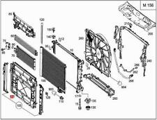 Genuine Mounting Frame MERCEDES A197 C197 C204 C218 R172 R231 S204 1975050241
