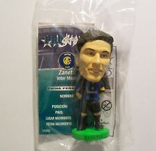 Prostars INTER MILAN (HOME) ZANETTI, FF178 Fans Favourite Sealed Sachet & Card