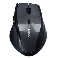 Falsh Sale 2.4GHz Wireless Optical Gaming Mouse Mice Gray WIth USB receiver US