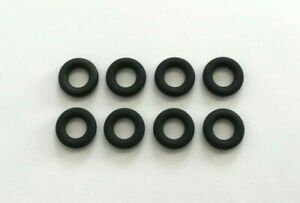BMW Mini Cooper 13641437487 Injector O Ring Seals. Pack of 8. 323Ci + X5.
