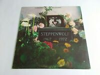 Steppenwolf Rest In Peace 1967-1972 LP ABC Dunhill Vinyl Record