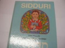 Sidduri by E. Pallay Illustrated by Marilyn Hisch JEWISH CHILDRENS PRAYERBOOK