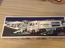 Hess Toy Truck and Racecars 2003 NEW